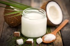 Coconut fat / coconut oil